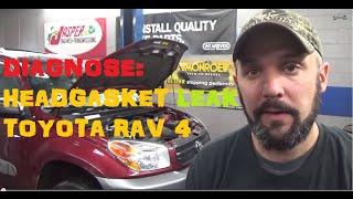 Toyota Rav4 2azfe Stripped Head Bolt 5 Part Repair Series