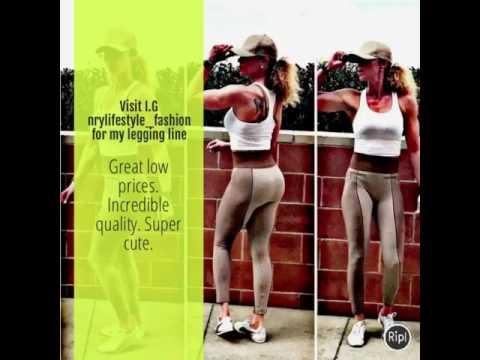 Fashion leggings by N.RY Lifestyle