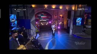 Lyodra Pesan Terakhir Live Tonight Show Lyodrapesanterakhir Pesanterakhir