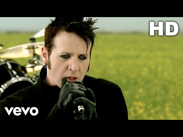 Mudvayne - Happy? (Official Video)