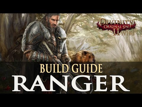 Divinity Original Sin 2 Builds - Ranger (Archer/Summoner)