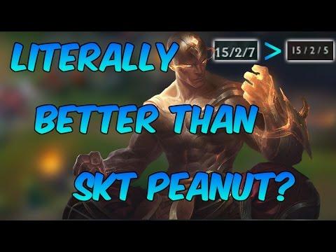 Santorin | Literally better than Peanut?