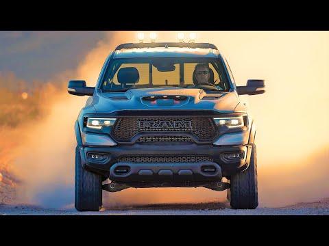 All-new 2021 Ram 1500 TRX Powerful pickup Truck | 2021 Ram 1500 TRX Off-Road Pickup Truck