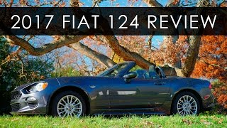 Review | 2017 Fiat 124 Spider | When Basic is Better