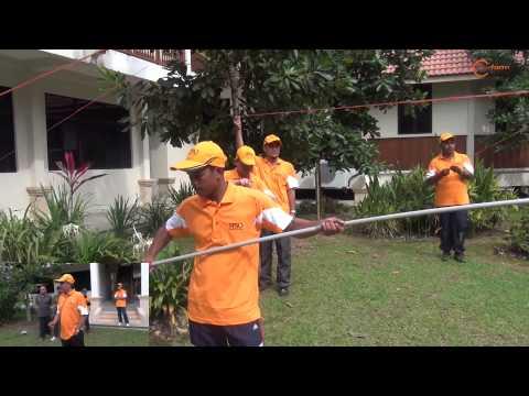 kerja berpasukan team building Bersama Ustz Ebit Lew ,FPSO VENTURES