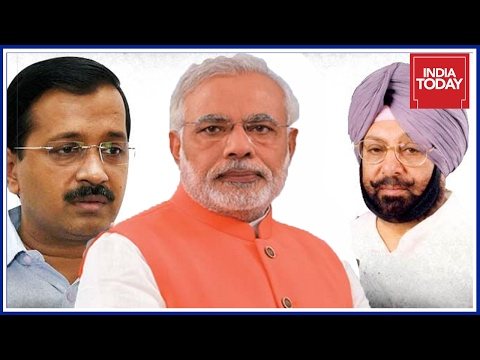 India Today- Axis Opinion Polls: Exclusive Survey On Punjab,