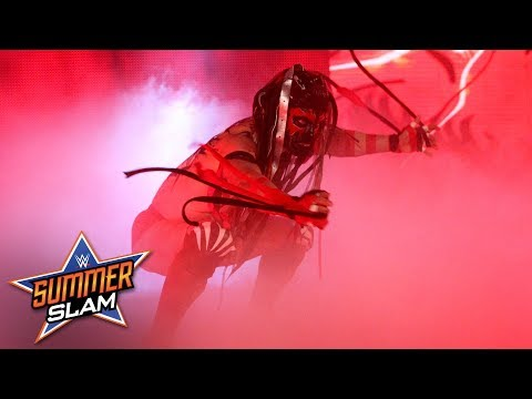 """The Demon"" Finn Bálor makes an awe-inspiring entrance: SummerSlam 2018 (WWE Network Exclusive)"