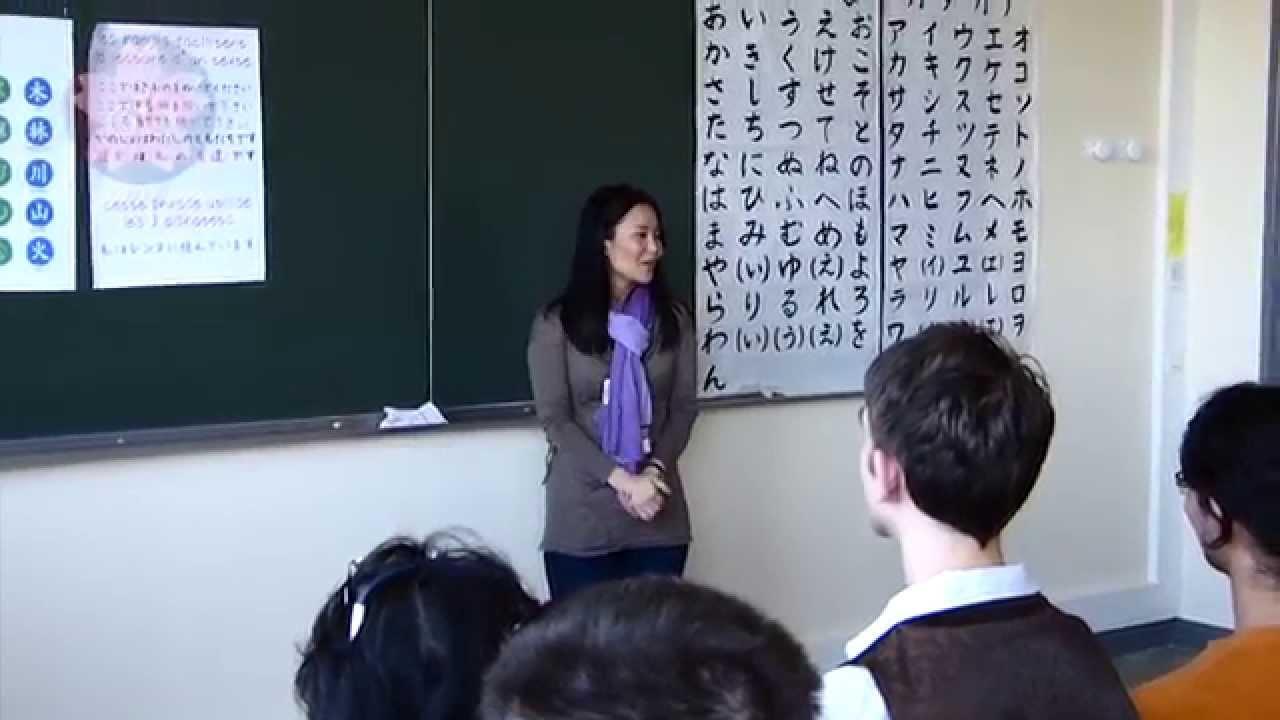 nihon breizh festival 2014 cours de japonais 1 3 l 39 alphabet youtube. Black Bedroom Furniture Sets. Home Design Ideas