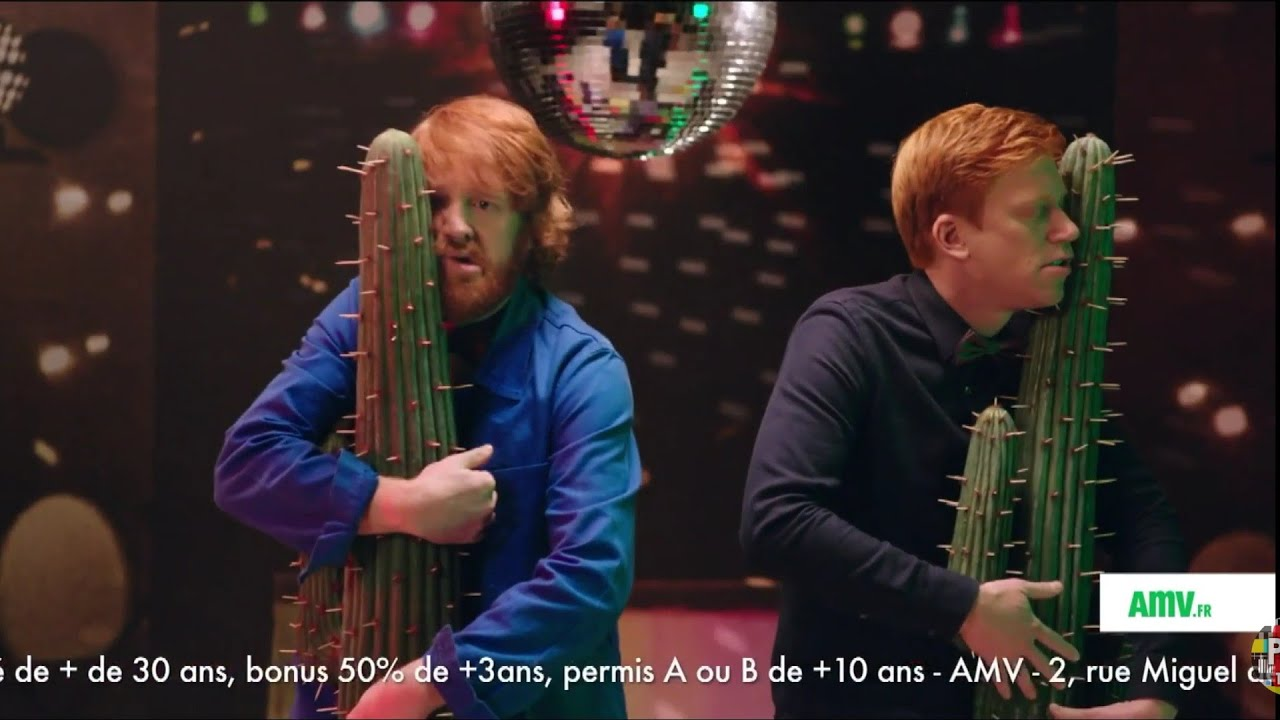 """Musique de la pub AMV – slow avec cactus """"l'assurance des 2 roues qui préfère quand c'est pas cher"""" Pub 18s Juillet 2021"""