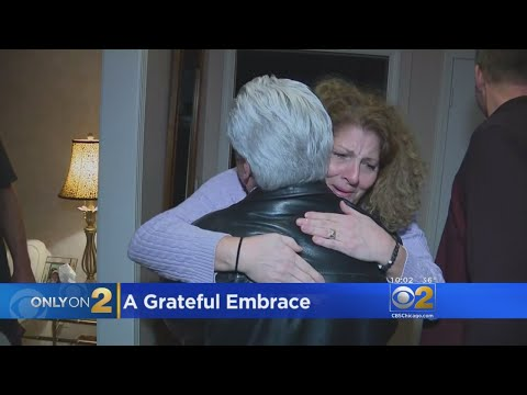 Family Of Postal Worker Shot In Elk Grove Village Meets Family Who Helped Save His Life