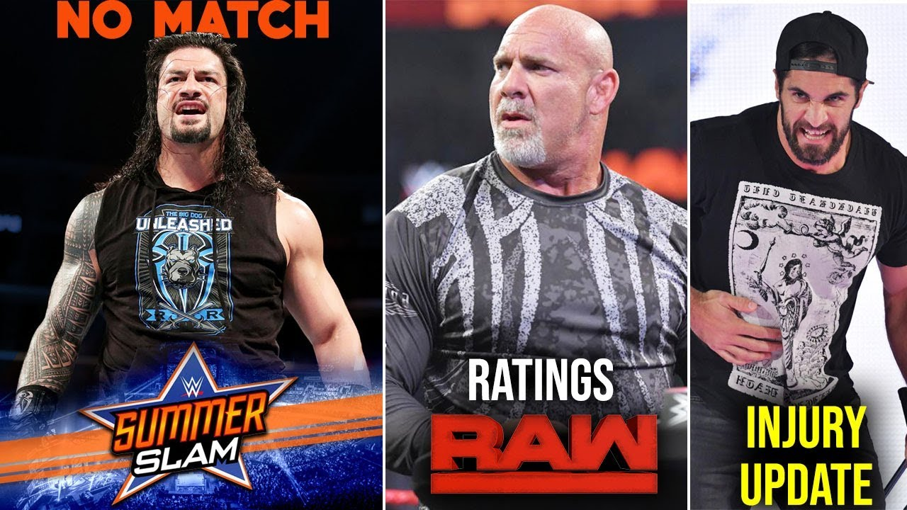 WWE SummerSlam 2019: Live updates, results and match ratings