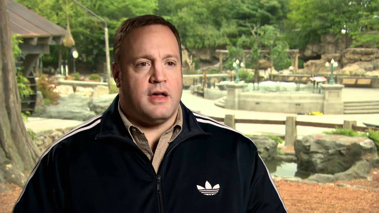Download Kevin James 'Zookeeper' Interview