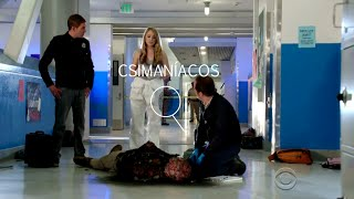 CSI: Las Vegas - Promo 15x04 ''The Book of Shadows'' (HD)