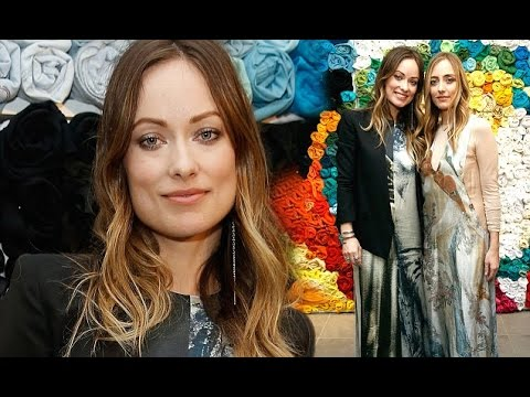 Olivia Wilde is every inch the boho babe in billowing maxi dress
