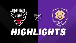 D.C. United vs. Orlando City SC | HIGHLIGHTS - June 26, 2019