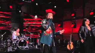 Boy George. Do You Really Want To Hurt Me (live The Jimmy Kimmel Show 2014)