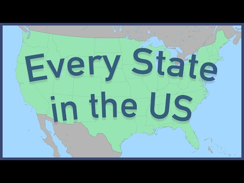 Every State in the US Mp3