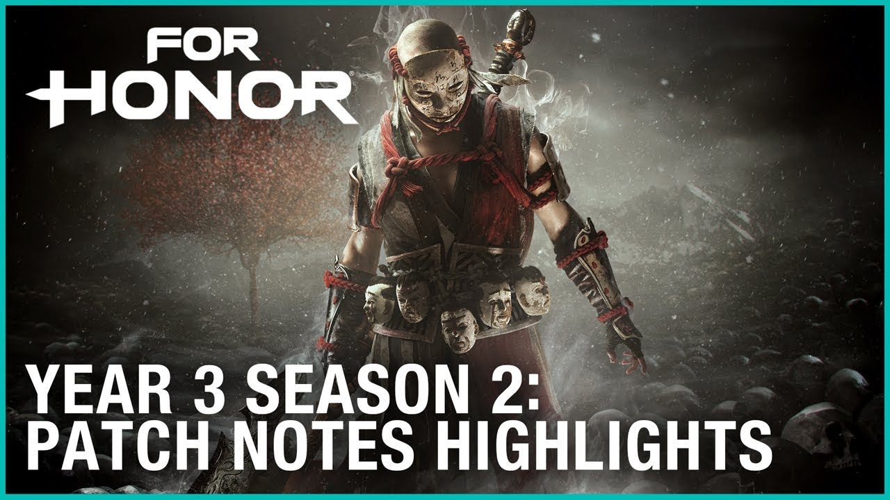 For Honor: Year 3 Season 2 – Sakura Patch Notes Highlights | Ubisoft [NA]