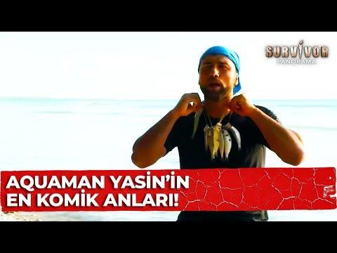 Yasin Obuz'un Survivor Türkiye En Komik Anları! | Survivor Panorama