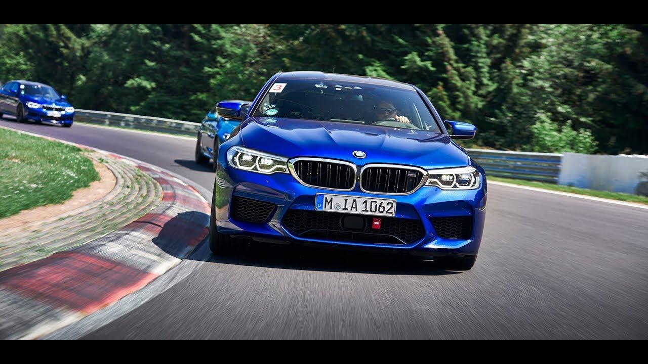 Stage De Pilotage Sur Le Nurburgring En Bmw M5 Et Mini Jcw Youtube