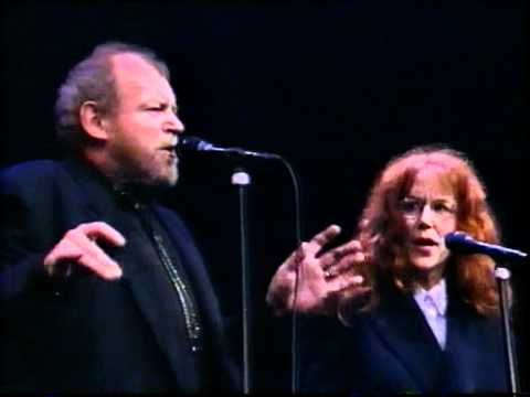 Night of theProms Antwerpen 1992: Joe Cocker & Jennifer Warmes: Up where we belong.