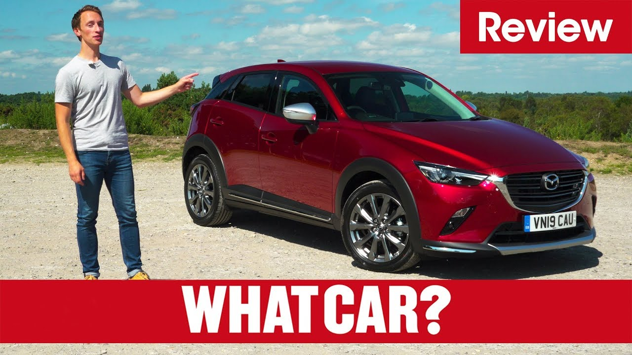 2019 Mazda CX-3 review – Mazda's best looking SUV? | What Car?