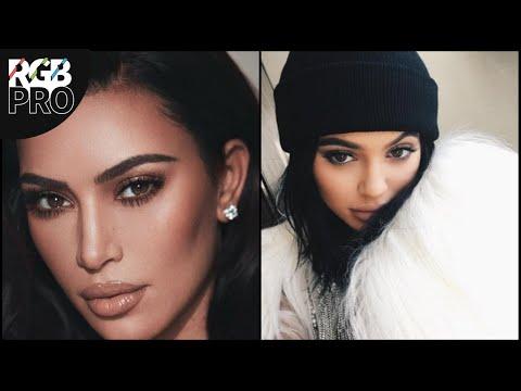 Kim Kardashian vs Kylie Jenner Transformation 2020