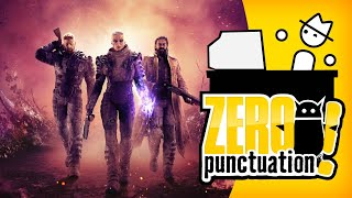 Outriders (Zero Punctuation) (Video Game Video Review)