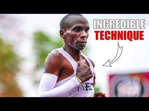 Eliud Kipchoge's RUNNING FORM 5 Simple Ways for YOU to Run Better
