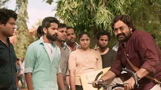 mohanlal intro scene , the complete actor