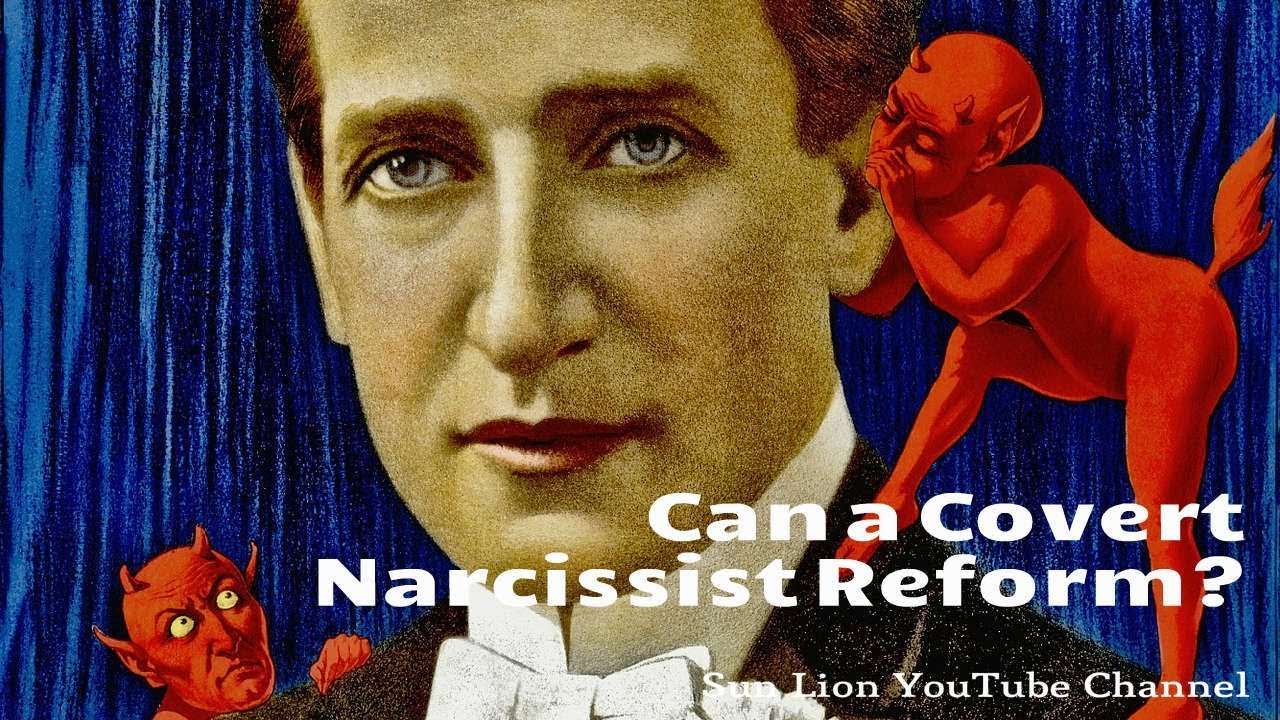 Can a Covert Narcissist Reform?