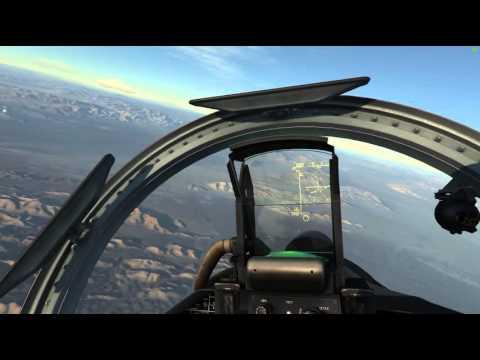 DCS 2.0 Nevada teste SU 27