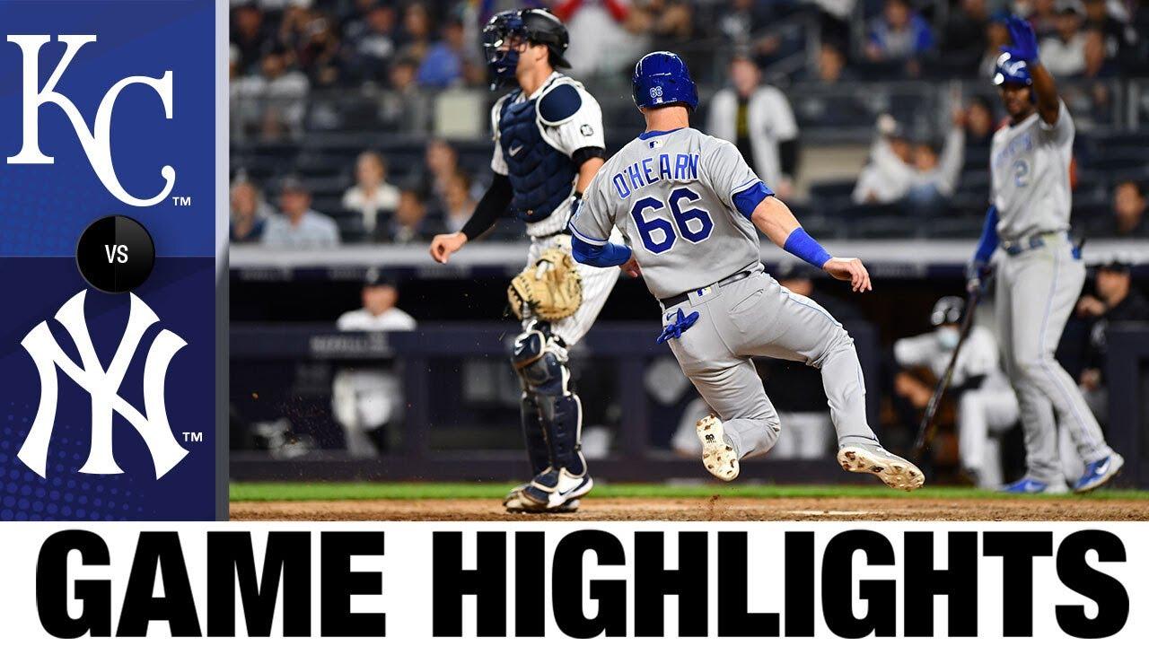 Download Royals vs. Yankees Game Highlights (6/22/21)   MLB Highlights