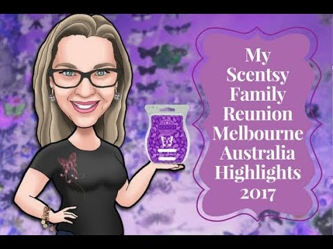 SFR Melbourne Australia, August 2017: Independent Scentsy Consultant