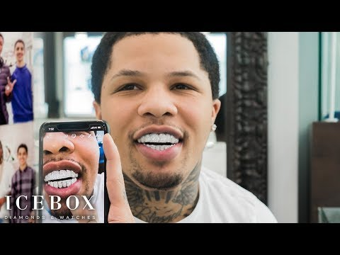 The TANK 🦍!!! Gervonta Davis Stops by ICEBOX!!!