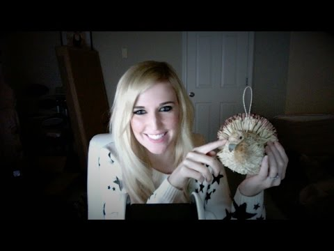 Binaural ASMR Bristle Turkey Whisper for Thanksgiving