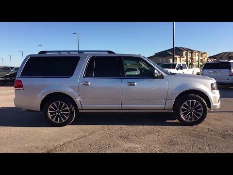2015 Lincoln Navigator L Austin, San Antonio, Bastrop, Killeen, College Station, TX P7915