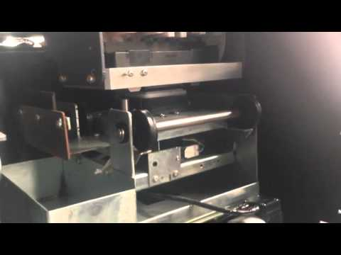 Epson DX5 printhead cleaning system works