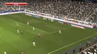 PES 2014 PC GAMEPLAY REAL MADRID VS ATLETICO DE MADRID