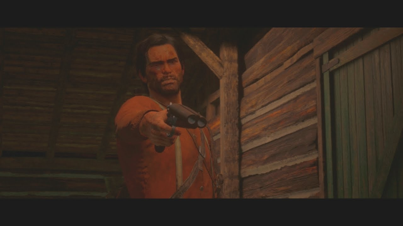 Red Dead Redemption 2 John Marston Disc Cover Moment From The First Game