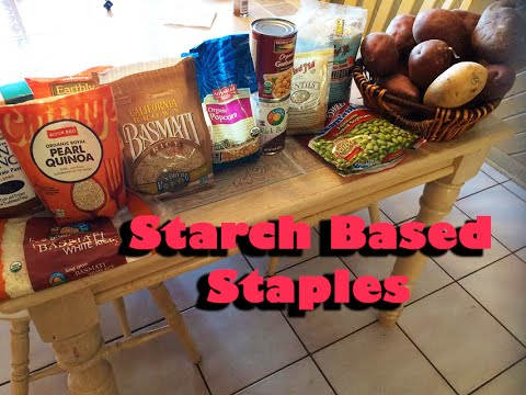 Starch Based Staple Foods For Weight Loss