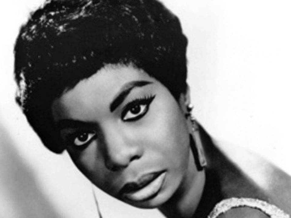 Nina Simone - Black Is The Color Of My True Love's Hair ...