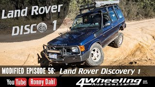 Land Rover Discovery 1 review, Modified episode 56