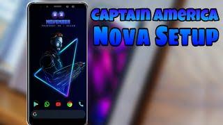 Captain America Nova Setup - Full Tutorial - Gaming T.V