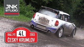 41. Rallye Český Krumlov 2013