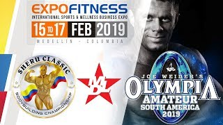 mr olympia south american 2019 parte 2