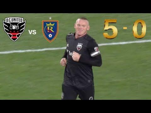 Wayne Rooney Amazing 3 Goals 1 Assist 16/03/2019