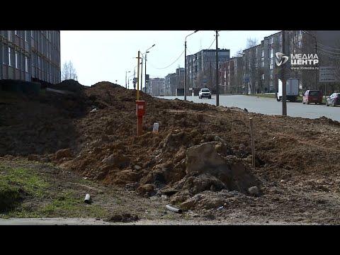 Коммунальщиков вЧереповце обязали убрать разруху после ремонтов