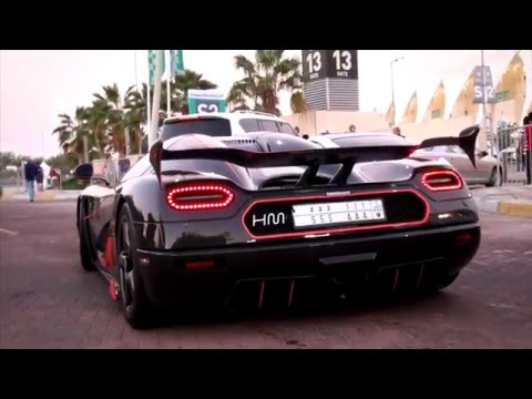 koenigsegg agera rs agera r at yas marina f1 circuit. Black Bedroom Furniture Sets. Home Design Ideas