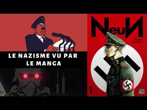 Le nazisme vu par le manga – La 5e de Couv' – #5DC – Saison 5 Episode 9